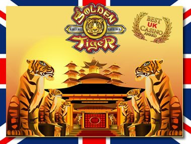 Golden Tiger - Voted Best UK Casino